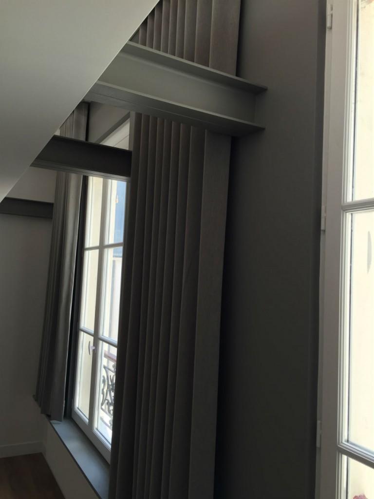 confection et pose rideaux sur mesure atelier premier. Black Bedroom Furniture Sets. Home Design Ideas